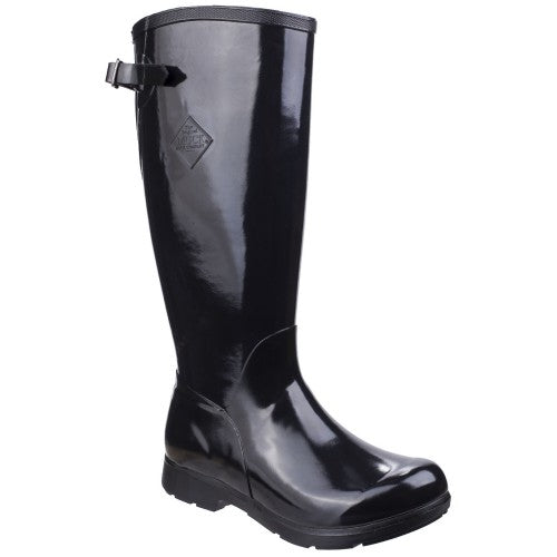 Front - Muck Boots Womens/Ladies Bergen Tall Lightweight Rain Boots
