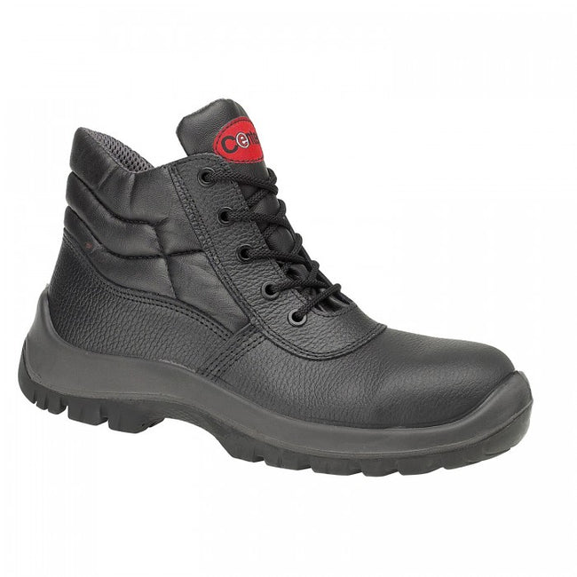 Front - Centek FS30c Safety Boot / Mens Boots / Boots Safety