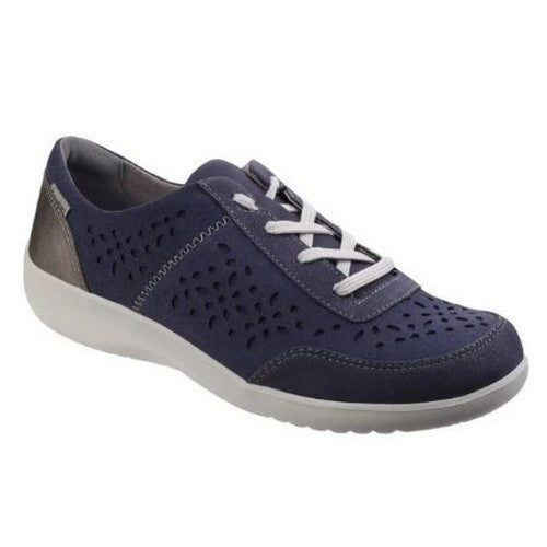 Front - Rockport Womens/Ladies Emalyn Lace Up Trainer