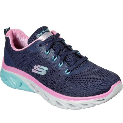 Front - Skechers Womens/Ladies Trainers