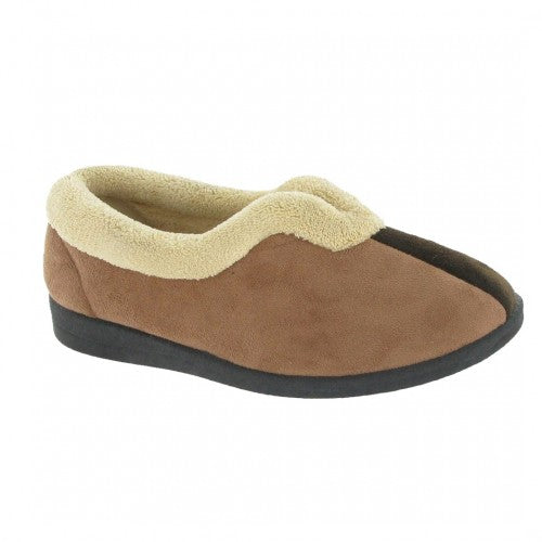 Front - Mirak Jenny Ladies Slipper / Classic Womens Slippers