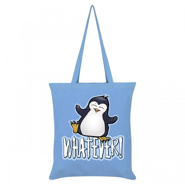 Front - Psycho Penguin Whatever Tote Bag