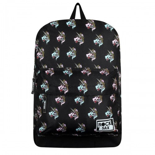 Front - RockSax Unicorn Backpack