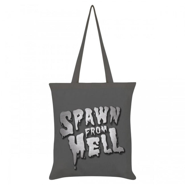 Front - Grindstore Spawn From Hell Tote Bag