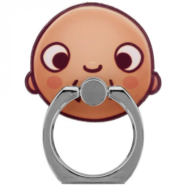 Front - Grindstore Chubby Baby Phone Ring & Stand