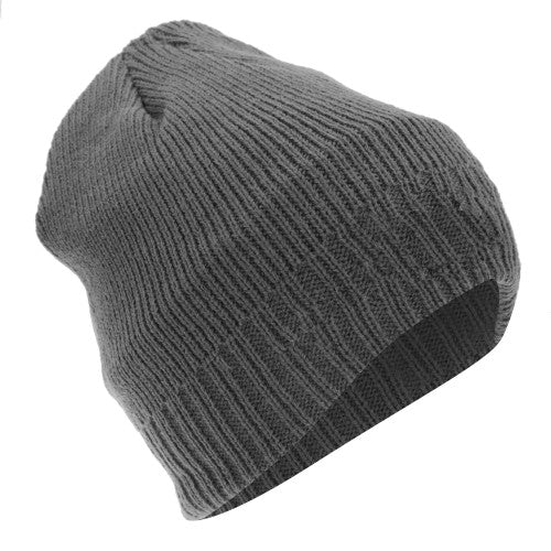Floso Kids//Childrens Knitted Winter//Ski Hat With Thinsulate Lining 3M 40g