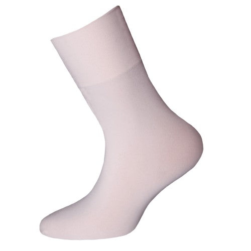 Front - Silky Childrens/Youths Girls Classic Colour Dance Socks (1 Pair)
