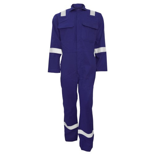 Front - Portwest Bizweld Iona Flame Resistant Work Overall/Coverall