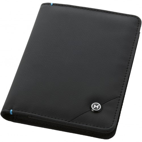 Front - Marksman Odyssey RFID Passport Cover