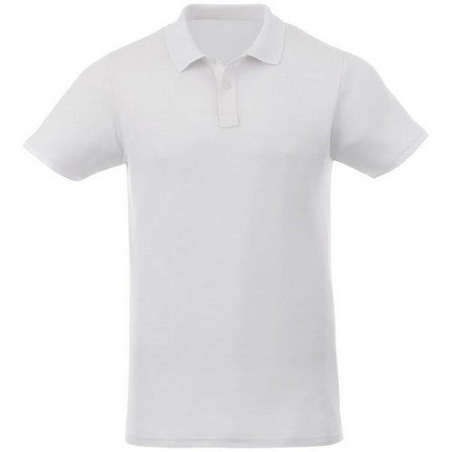 Front - Elevate Liberty Mens Short Sleeve Polo Shirt