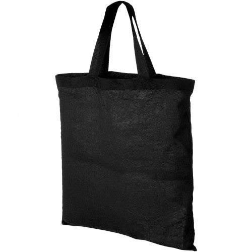 Front - Bullet Virginia Cotton Tote (Pack of 2)