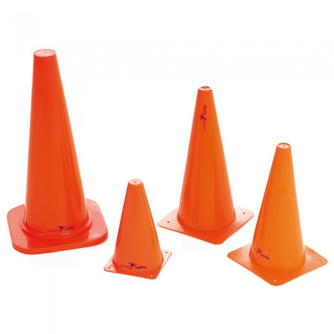 Front - Precision Traffic Cones (Pack of 4)