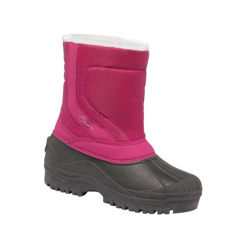 Front - Dare 2B Childrens/Kids Zeppa Junior Waterproof Snow Boots