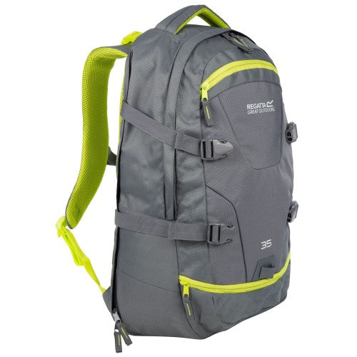 Front - Regatta Great Outdoors Paladen 35 Litre Laptop Backpack