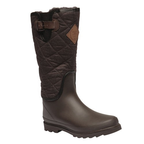 Front - Regatta Womens/Ladies Fleetwood Casual Wellington Boots