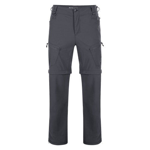 Front - Dare2B Mens Tuned In Zip Off Trousers
