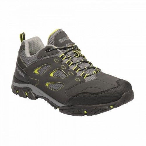 Front - Regatta Mens Holcombe IEP Low Hiking Boots