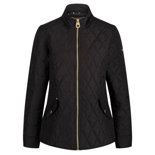 Front - Regatta Womens/Ladies Cressida Quilted Jacket