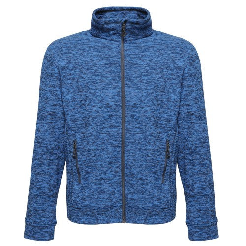 Front - Regatta Mens Thornly Full Zip Fleece