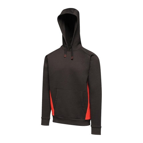 Front - Regatta Mens Vancouver Drawcord Hoodie