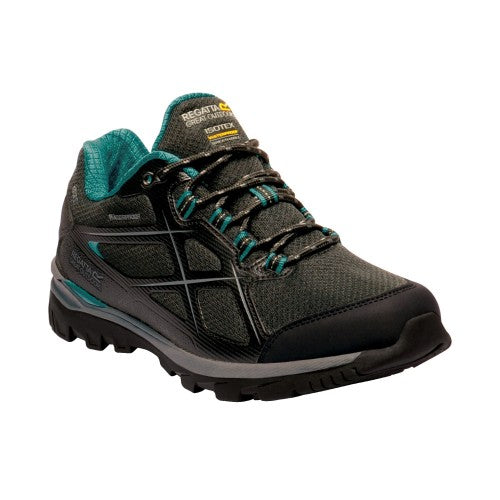 Front - Regatta Great Outdoors Womens/Ladies Kota II Waterproof Walking Shoes