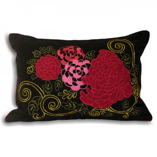 Front - Riva Home Emelia Cushion Cover