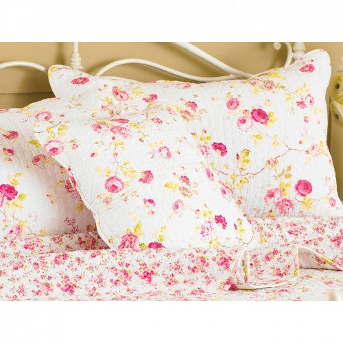 Front - Riva Home Honeypotlane Pillow Sham