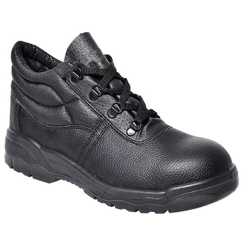 Front - Portwest Unisex Steelite Protector Safety Boot S1P (FW10) / Workwear