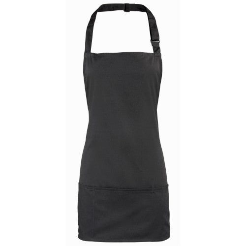 Front - Premier Colours 2-in-1 Apron / Workwear