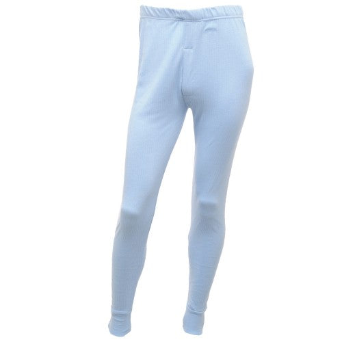 Front - Regatta Mens Thermal Underwear Long Johns
