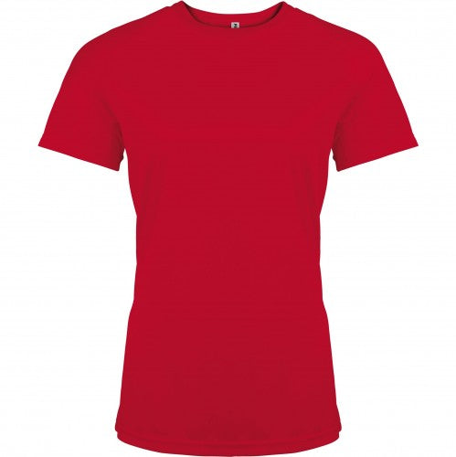Front - Kariban Proact Womens Performance Sports / Training T-shirt