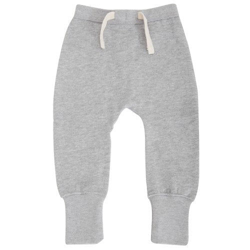 Front - Babybugz Baby Unisex Plain Sweatpants / Jogging Bottoms