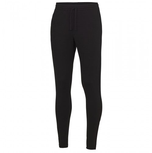 Front - AWDis Just Cool Mens Tapered Jogging Bottoms