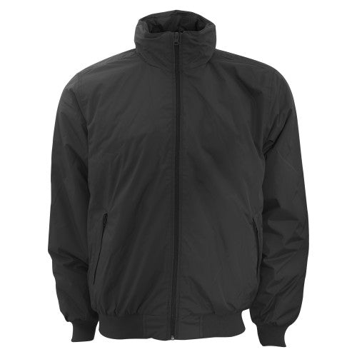 Front - B&C Mens Padded Waterproof Crew Bomber