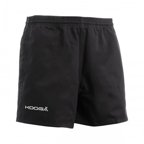 Front - KooGa Childrens/Boys Murrayfield Rugby Shorts