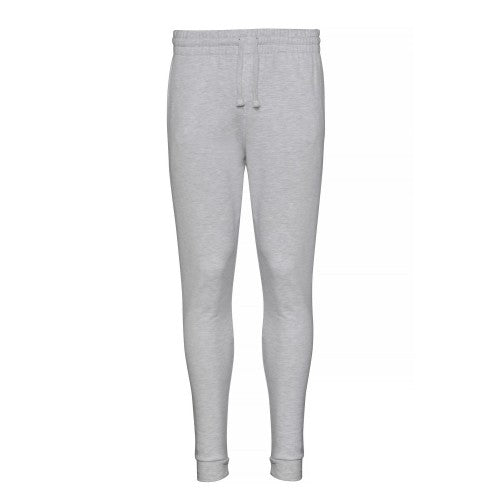 Front - AWDis Hoods Mens Tapered Track Pants
