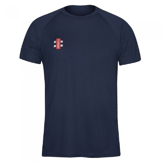 Front - Gray-Nicolls Mens Matrix Short Sleeve T-Shirt