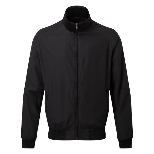 Front - Asquith & Fox Mens Harrington Jacket