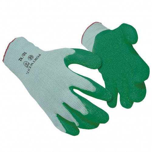 Front - Portwest Fortis Grip Gloves (A150) / Workwear / Safetywear (Pack of 2)