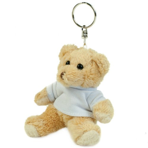 Front - Mumbles Binx Teddy Bear Fridge Magnet / Key Ring