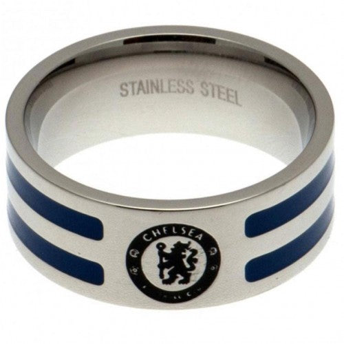 Front - Chelsea FC Colour Stripe Ring