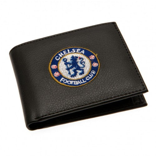 Front - Chelsea FC Embroidered Wallet