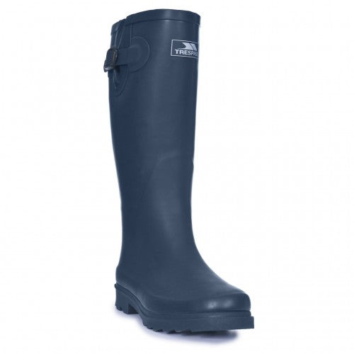 Front - Trespass Womens/Ladies Damon Waterproof Wellington Boots