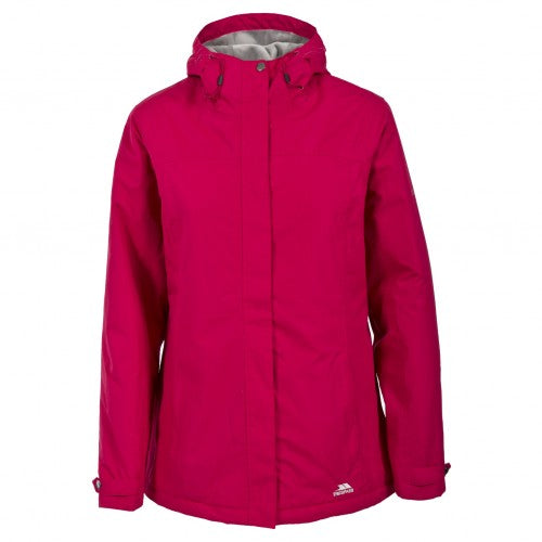 Front - Trespass Womens/Ladies Edna Waterproof Padded Jacket