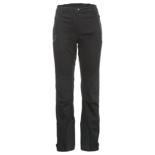 Front - Trespass Womens/Ladies Sola Softshell Outdoor Trousers