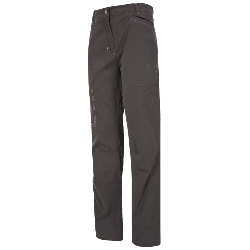 Front - Trespass Womens/Ladies Terra Walking Trousers