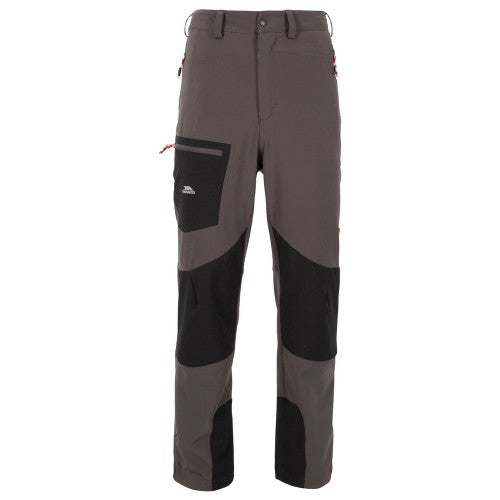 Front - Trespass Mens Passcode Hiking Trousers