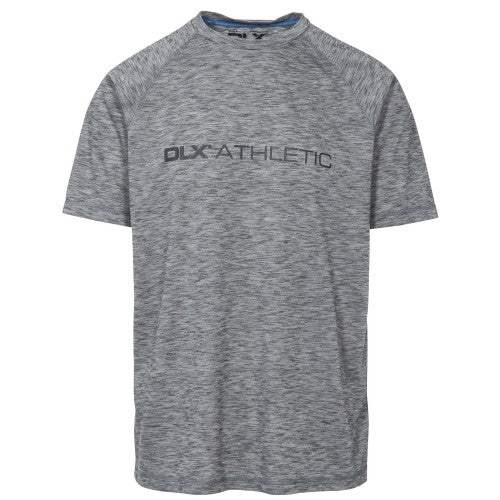 Front - Trespass Mens Striking DLX T-Shirt