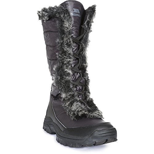 Front - Trespass Womens/Ladies Coretta Snowboots
