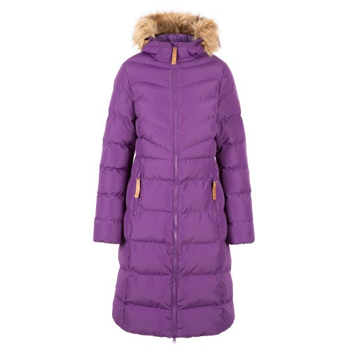 Front - Trespass Womens/Ladies Audrey Padded Jacket